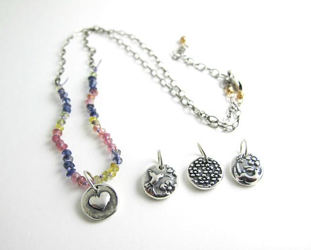 beth hemmila hint jewelry bridget jones diary necklace sterling charms