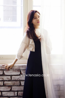 Kim Ha Neul - 10Asia January 2016