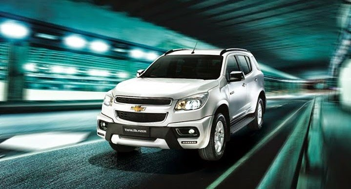 New 2015 Chevrolet Trailblazer
