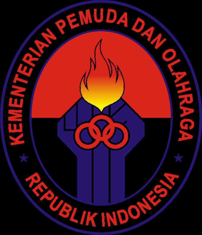Logo Kementerian Pemuda dan Olah Raga [Kemenpora]