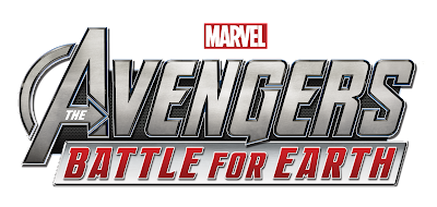 Marvel Avengers: Battle For Earth Logo - We Know Gamers