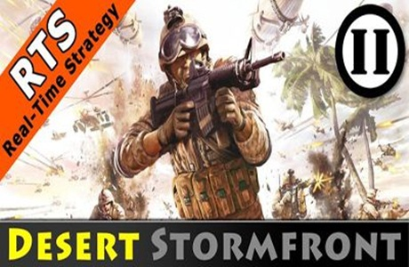 Game Android Desert Stormfront