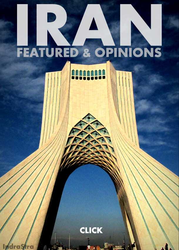 Iran - Featured & Opinions by IndraStra