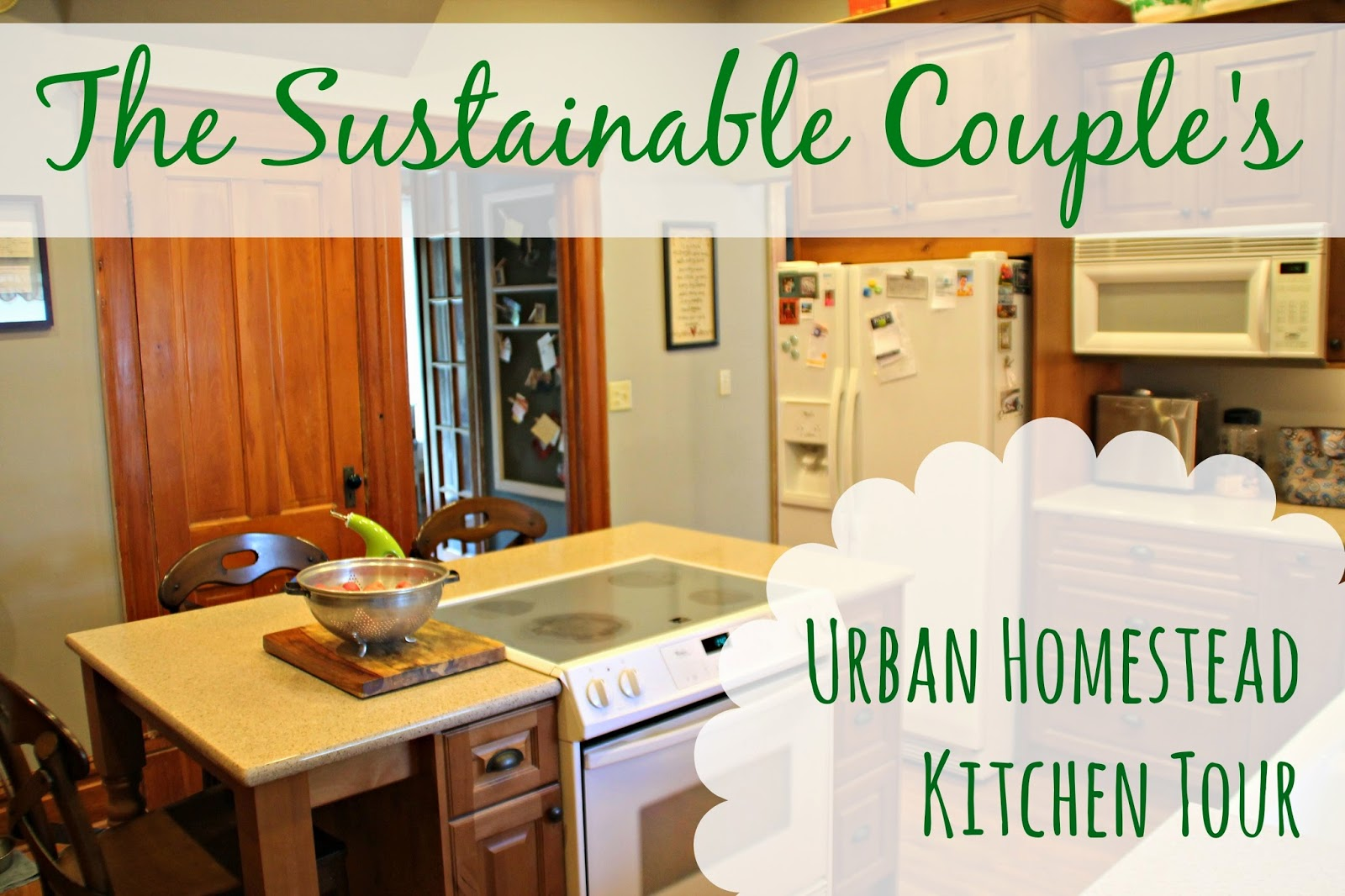 Hey Guys, Welcome To My Home And Urban Homestead. This Summer I Shared An  In Depth Kitchen Tour With Lindsay From Cultivate Nourishing, But Knew In  The Back ...
