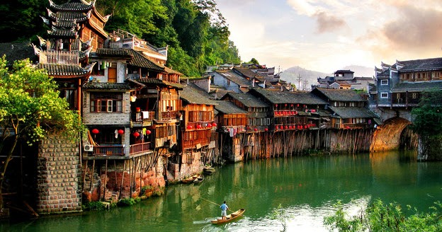 most beautiful scenery in china