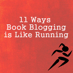 11 Ways Book Blogging is Like Running