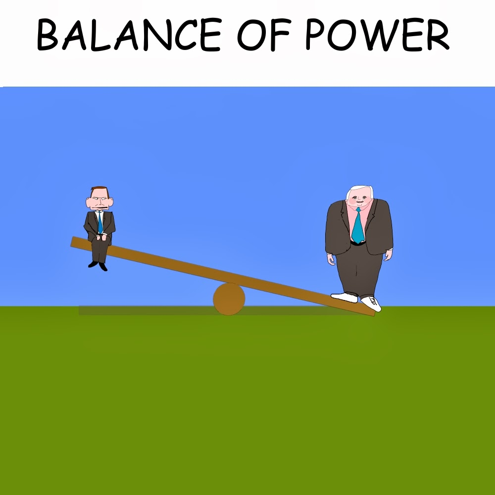 balance of power as a concept The balance of power—a notoriously slippery, murky, and protean term, endlessly debated and variously defined—is the core theory of international politics within the realist perspective.