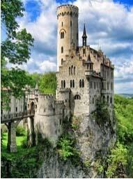 10 castel terindah dan banyak di kunjungi di dunia