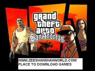 Gta San Andreas Free Full Version