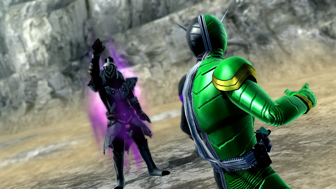 Kamen Rider: Battle Rider War , More Additional Screenshoots Reveal