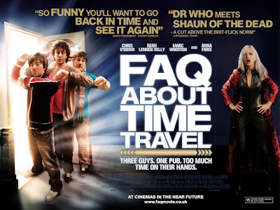 Frequently Asked Questions (FAQ) About Time Travel - Movie Poster
