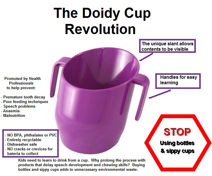 Riots Not Diets The Magical Doidy Cup