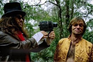 Director, Garo dressed as Zolton, shooting Ass Pony