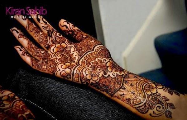 Mehndi For Diwali : Mehndi design images patterns dress simple tattoo for hands