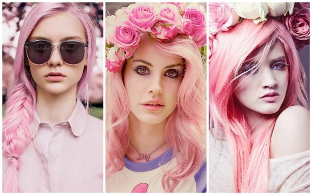 pastelli pinkit hiukset Kristiinankaupunki