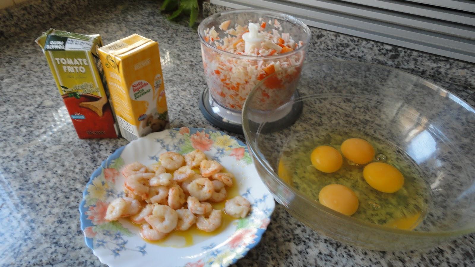 Mari recetas pastel de surimi palitos de cangrejo al microondas - Bizcocho microondas isasaweis ...