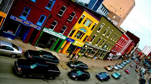 World's 10 most colorful cities - St. Johns, Newfoundland, Canada picture