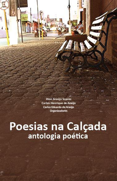 Livro POESIAS NA CALÇADA