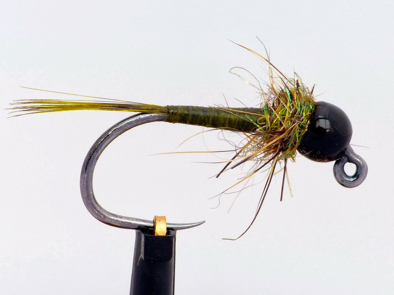 Olive Jig Nymph