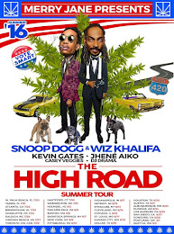 Merry Jane Presents: Snoop Dogg & Wiz Khalifa The High Road Summer Tour 2016