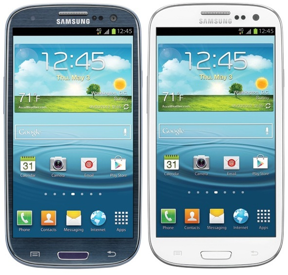 Samsung Galaxy S III - T-Mobile - SGH-T999