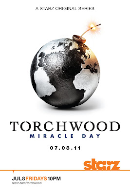 Torchwood: Miracle Day One Sheet Television Poster