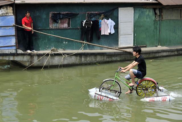 Invenções que você só encontra na China