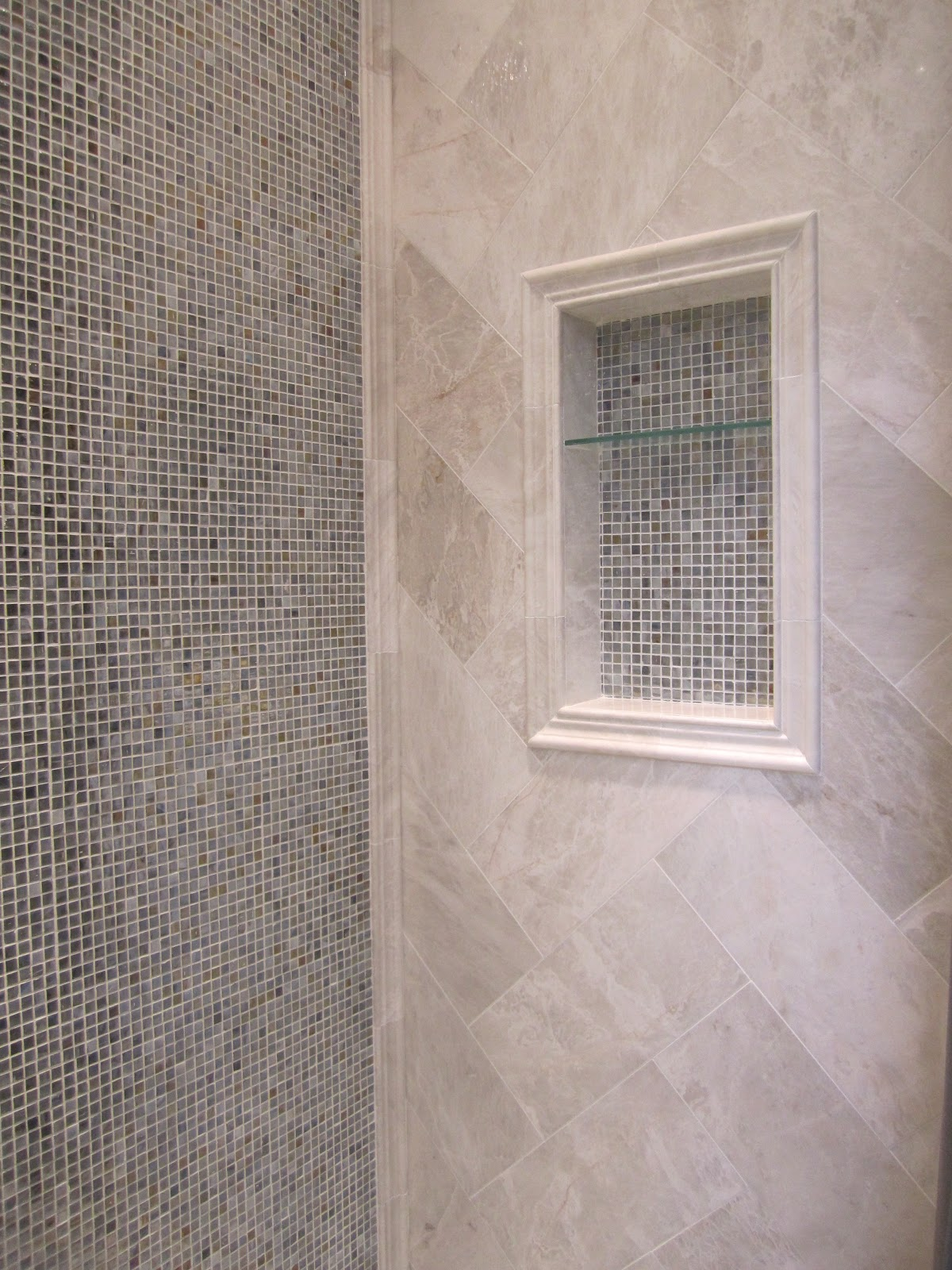 New meram blanc bathroom the tile shop design by kirsty Bathroom tile stores