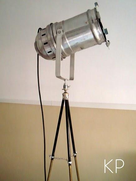 Tiendas de lámparas vintage en valencia. Estilo industrial