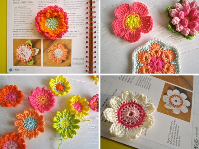 Color N Cream Crochet And Dream Flower Extravagance