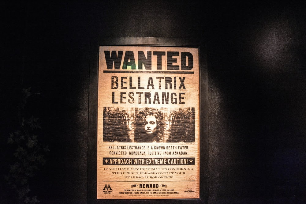 wanted bellatrix lestrange