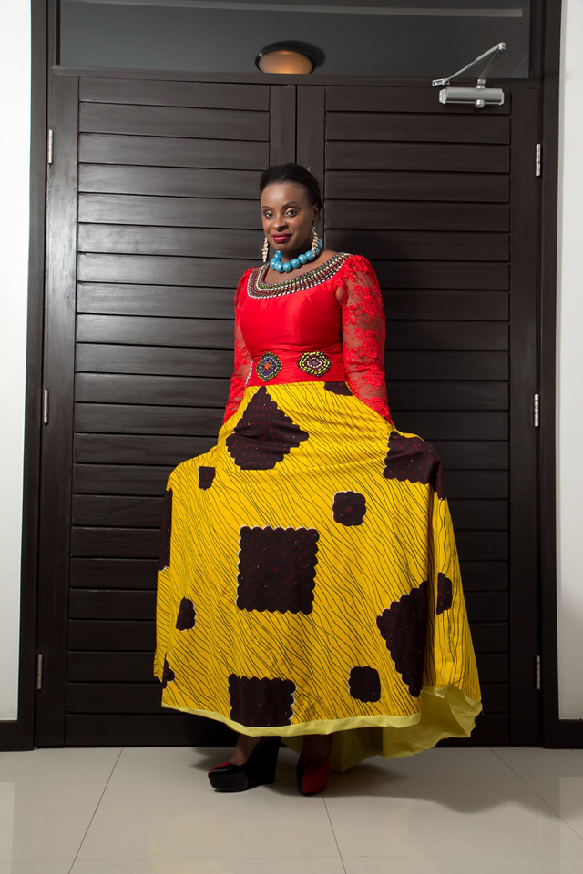 robe an pagne african sur ciaafrique