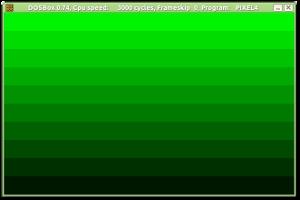 8086 ensamblador: