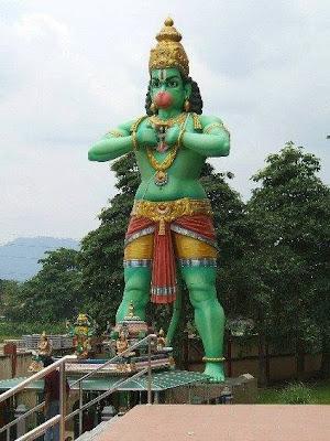 Hanuman Bajrang Baan Stotra