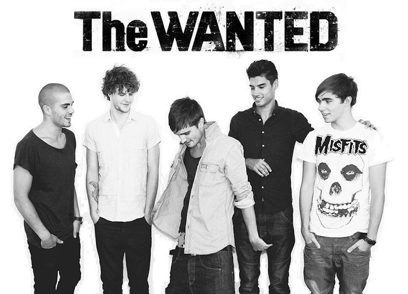 The Wanted Blog