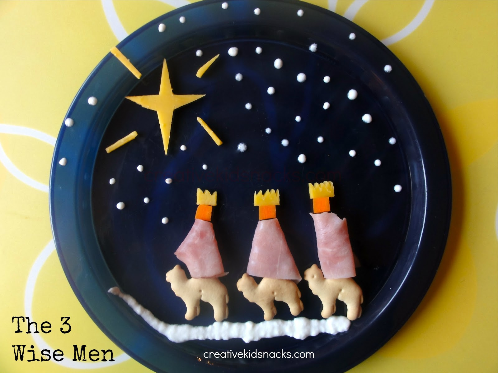 3 kings for Three wise men craft