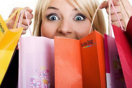 7 Tipe Wanita Suka Belanja Yang Harus Anda Tahu