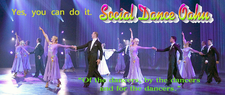 Social Dance Oahu