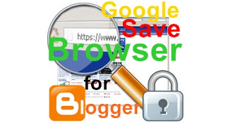 google save browsar