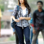 Ileana in Jeans & Shirt Cute Pictures