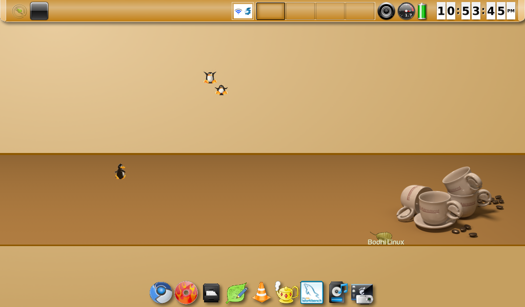 Linux puppy netbook