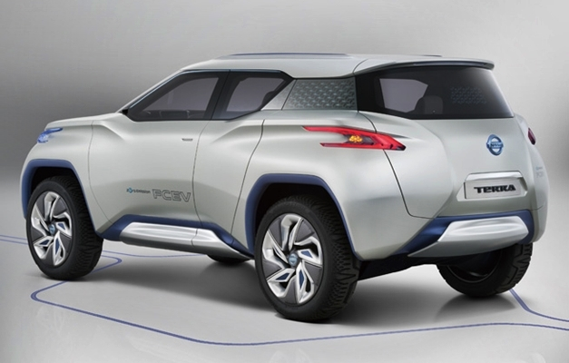NissAn TeRRA SUV