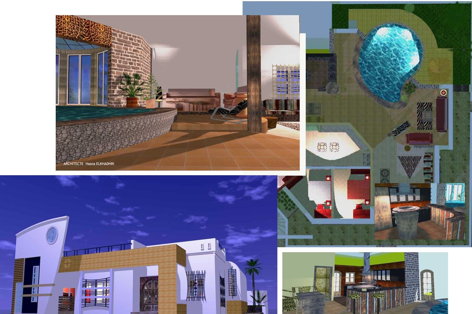 workshop villa de vacances 2009. Black Bedroom Furniture Sets. Home Design Ideas