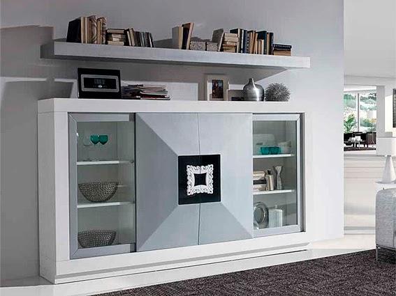 salon modernos,salones de diseño Madrid Mueble de salón praga Hukam