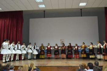 Εντυπωσίασε η εκδήλωση της Σχολής Χορού Κυπαρισσίας