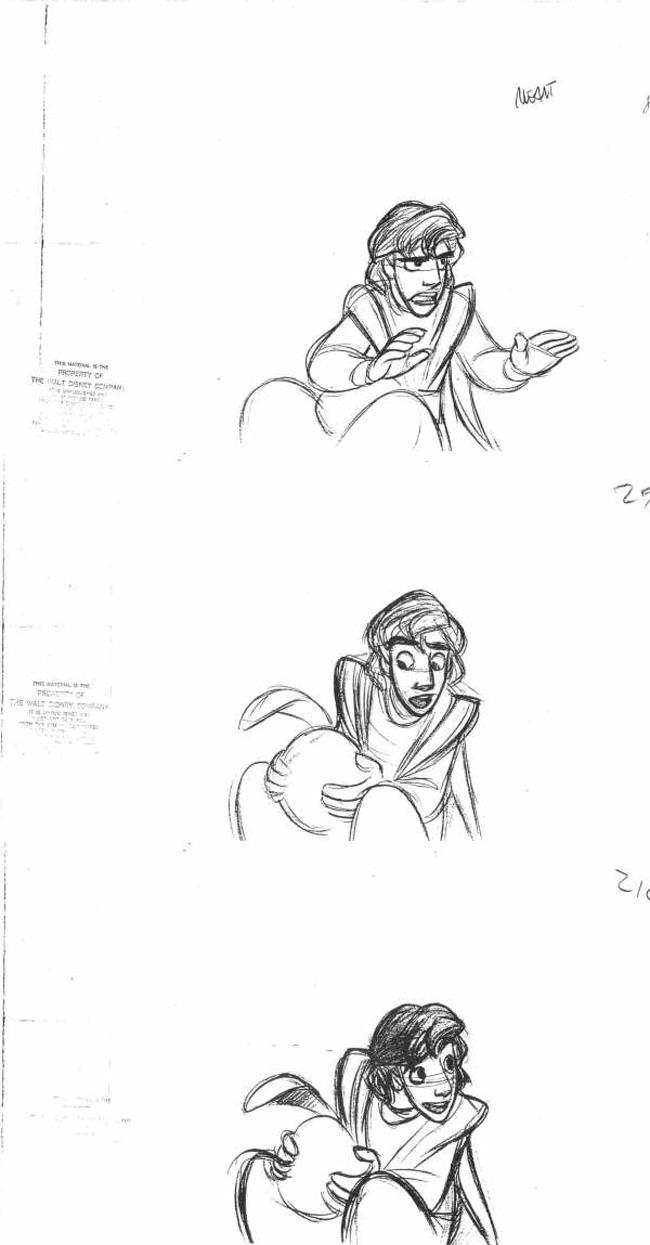 Character Design Library : Living lines library aladdin character design