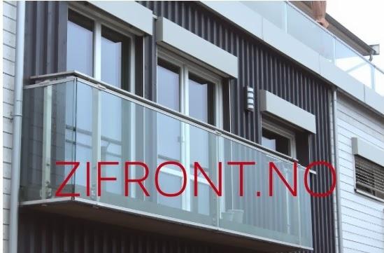 ZIFRONT Modul rekkverk