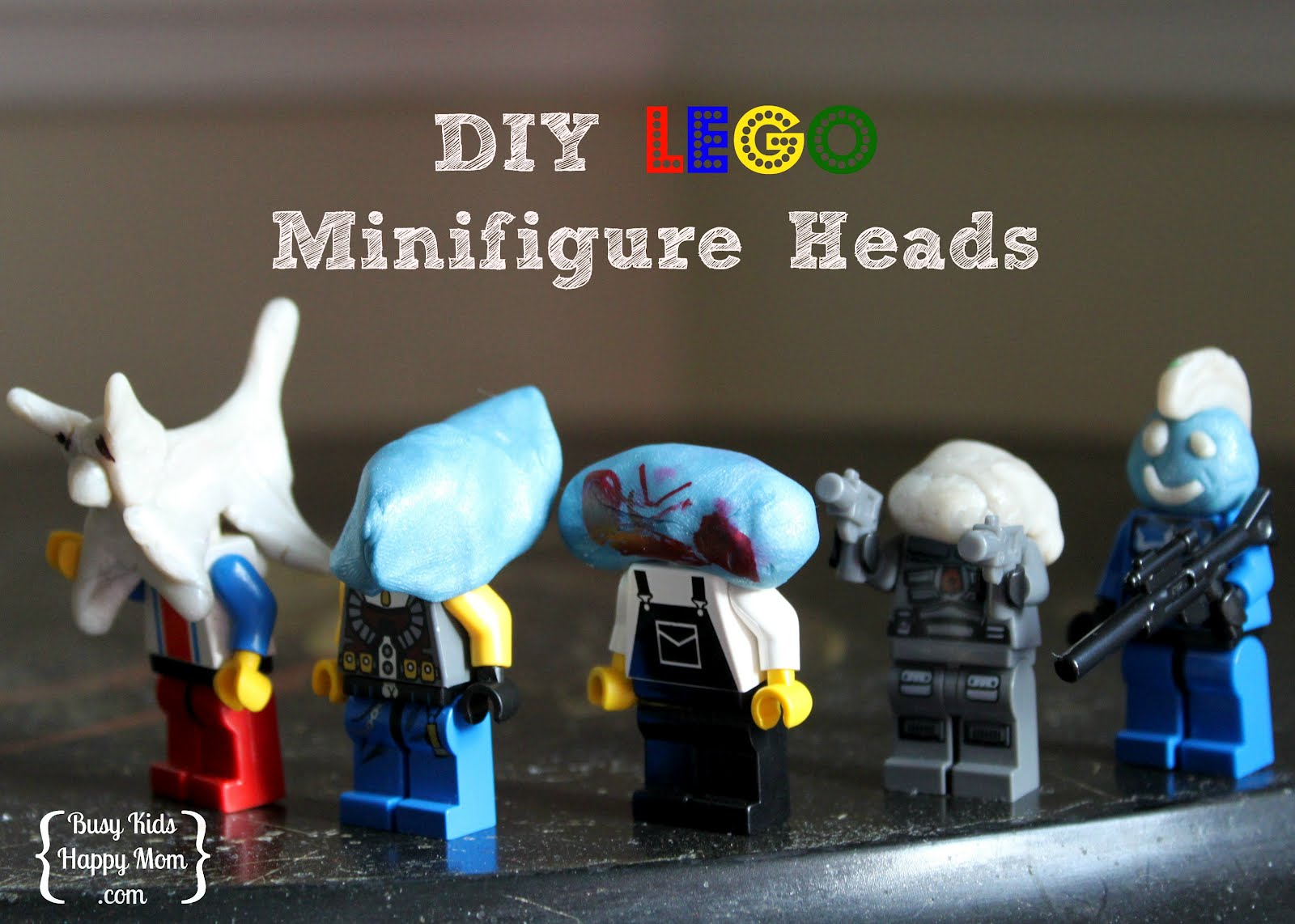 Lego Minifigure Head Printable Lego lovers unite!
