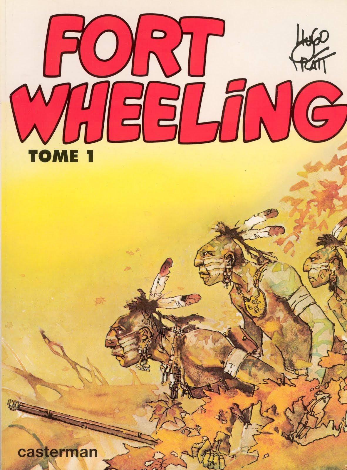 Wheeling Kalesi - Hugo Pratt