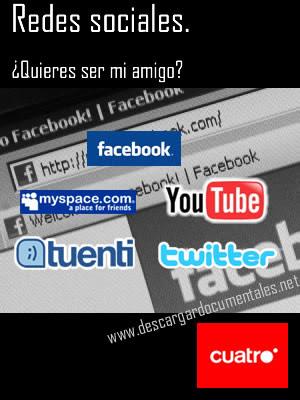 redes sociales documental canal 4 españa